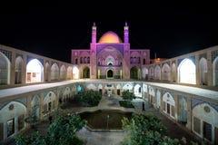 Meczet w Kashan Obraz Royalty Free
