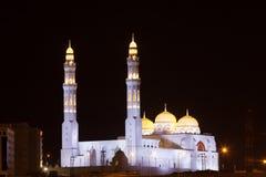 Meczet w muszkacie, Oman Fotografia Royalty Free