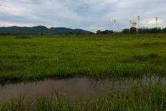 Meczet w południe Tajlandia fotografia stock