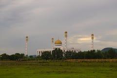 Meczet w południe Tajlandia obrazy stock