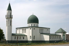 meczetowa droga Zdjęcia Stock