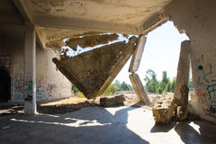 meczetowe ruiny zdjęcia royalty free
