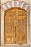 meczetowego 02 drzwi Obrazy Royalty Free
