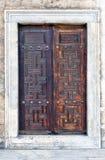 meczetowy 01 drzwi Zdjęcia Royalty Free