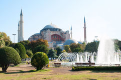 Hagia Sophia. Istanbuł Fotografia Stock