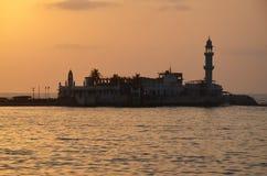 Meczetowy Haji Ali w Mumbai, India Zdjęcie Stock