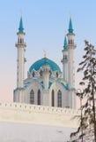 meczetowy Kazan qolsharif Kremlin Russia Obrazy Royalty Free