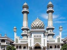 Meczetowy Masjid Agung Malang w Malang Jawa Indonezja Obrazy Stock