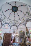 meczetowy Mostar obraz royalty free