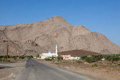 meczetowy Oman Obrazy Royalty Free