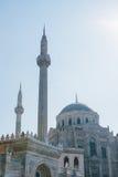 Meczetowy Sehzade Camii Sławny Muzułmański meczet w Fatih okręgu w Europejskiej części Istanbuł Miejsce dla modlitwy Zdjęcia Stock