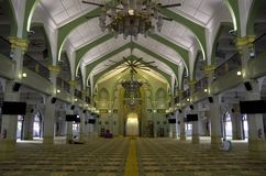 meczetowy sułtan Singapore Obrazy Royalty Free