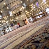 meczetowy sultanahmet zdjęcia stock