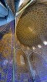 Meczetowy wnętrze Obrazy Royalty Free