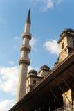 meczetowy yeni Obrazy Royalty Free