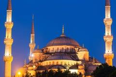 meczetowy zmierzch Fotografia Stock