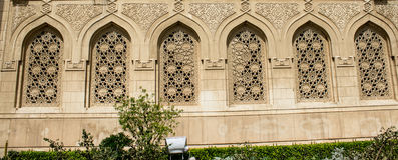 Meczetu Al Um Zdjęcia Stock