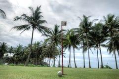 Med клуба, Bintan, Индонезия Стоковая Фотография RF
