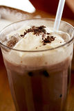 Med is choklad Royaltyfri Foto