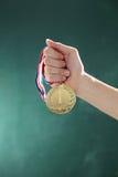medaglia immagine stock