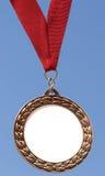 Medaglia del vincitore Immagine Stock