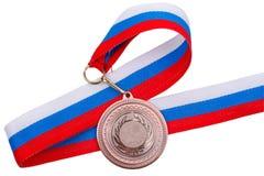 Medaglia di oro Fotografia Stock