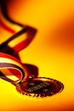 Medaille lizenzfreies stockbild