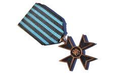 Medaille Stockbild