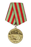 Medaille Royalty-vrije Stock Foto