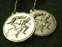 Medaillen Stockbilder