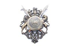Medaillon Royalty-vrije Stock Afbeeldingen