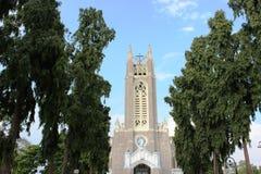 Medak church Stock Photography