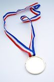 Medal. Prize Ribbon stock images