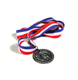 Medal. A medal with an achievement theme Stock Photo