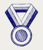 Medal award Royalty Free Stock Photos