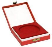 Medal box Royalty Free Stock Image