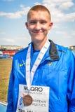 Medal ceremony Stock Photo