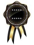 Medal frame Royalty Free Stock Image