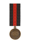 Medal In memory of Patriotic War of 1812 Royalty Free Stock Images