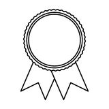 Medal price award icon Royalty Free Stock Photo
