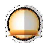Medal price award icon Royalty Free Stock Image