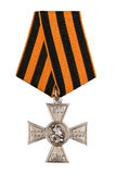 Medal St. George's Cross Stock Photo
