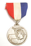 Medal Upclose Royalty Free Stock Photos