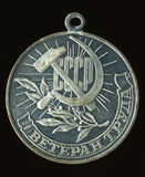 Medal USSR. Royalty Free Stock Images