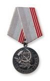 Medal Veteran of Labor Royalty Free Stock Image