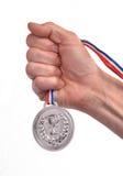 Medal winner. Royalty Free Stock Images