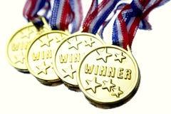 medale Zdjęcie Royalty Free