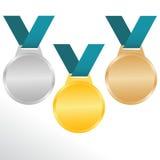 medale ilustracja wektor