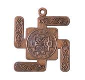 Medalhão Fotos de Stock Royalty Free
