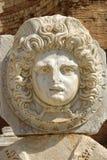 Medalhão de pedra Fotografia de Stock